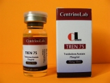 Acetato de trembolona tren 75 75mg / ml * 10 ml